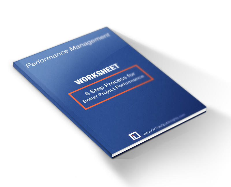 Performance Management Worksheet